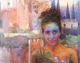 Body Painting Lorena